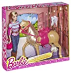 Mattel Barbie BJF78 - My Fab Pets und...