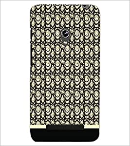PrintDhaba Pattern D-1826 Back Case Cover for ASUS ZENFONE 5 A501CG (Multi-Coloured)
