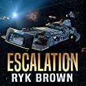 Escalation: The Frontiers Saga Part 2: Rogue Castes Hörbuch von Ryk Brown Gesprochen von: David Drummond