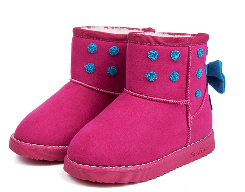 2015 Kinder Winter warm Anti-Rutsch Stiefel snow boots/Schneestiefel Kinder-Schneeschuhe Jungen Stiefel Mädchenbaumwollstiefel Kinder warmen stiefel Fashion Kinder Schuhe online bestellen