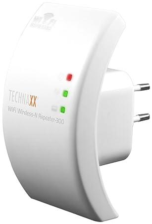 TECHNAXX WiFi Wireless-N Repeater-300