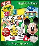 Crayola Color Wonder Disney Preschool Coloring Pad