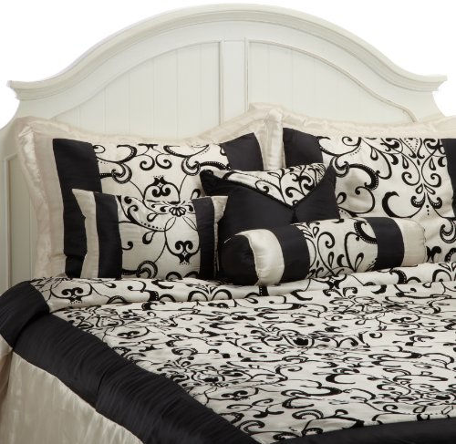 Guilana Bed In A Bag Comforter Set, Queen, 7-Piece front-925839