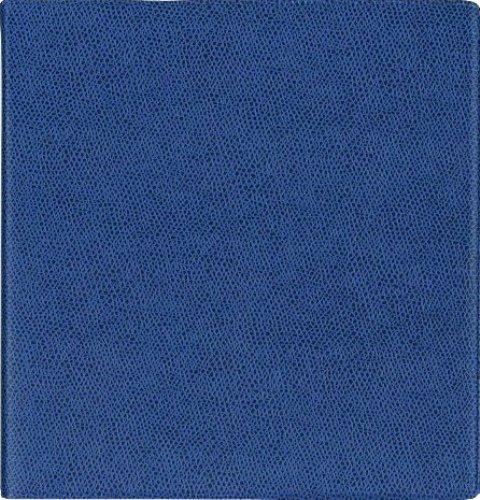 QuoVadis クオバディス 2014年4月始まり エグゼクティブ/アンパラ 16x16cm ブルー qv66201bl
