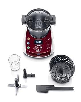 Robot multifunzioni chicco delonghi and me colore rosso - Robot da cucina delonghi ...