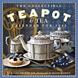 The Collectible Teapot & Tea 2013 Calendar (Wall Calendar)