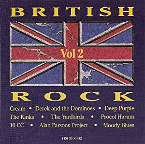 Vol. 2-British Rock