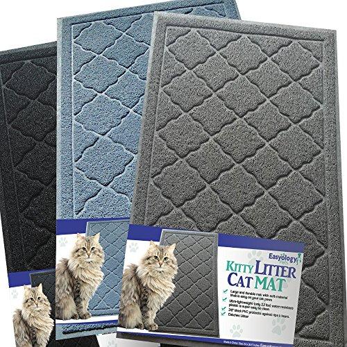 Premium Cat Kitty Kitten Litter Mat Rug Home, XL Super