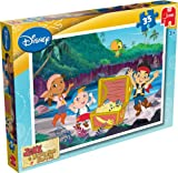 Jake and The Never Land Pirates Jigsaw Puzzle (35 Pieces)