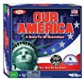 Poof-slinky 0c1776 Ideal Our America Board Game from Ideal