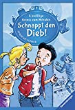 Schnappt den Dieb!: 3 knifflige Krimis zum Mitraten (Ravensburger Taschenbücher)