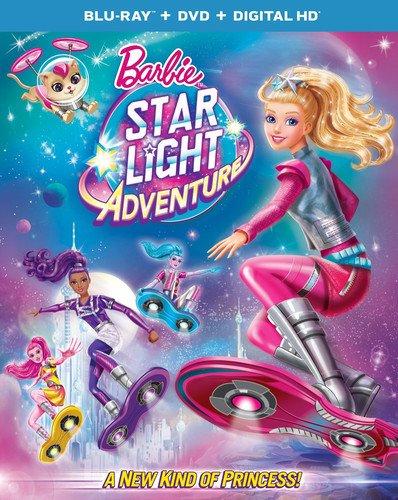 Blu-ray : Barbie: Star Light Adventure (Ultraviolet Digital Copy, 2 Pack, Snap Case, Slipsleeve Packaging, Digital Copy)