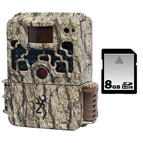 Buy Discount Browning Strike Force Trail Camera with 8GB SD Memory Card