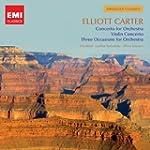 Elliott Carter : Concerto pour orches...