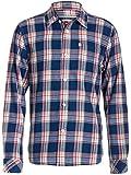 Quiksilver - Camisa - para niño tipper estate blue T08