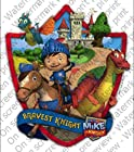 1/4 Sheet ~ Mike The Knight Bravest Knight ~ Edible Image Cake/Cupcake Topper!!!