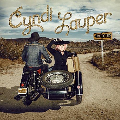 Cyndi Lauper - Detour - Zortam Music