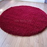 Rouge Tapis Shaggy