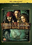 Pirates of Caribbean: Dead Mans Chest (Three-Disc Blu-ray / DVD Combo in DVD Packaging)