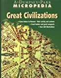 GREAT CIVILIZATIONS (A PARRAGON, MACROPEDIA, FROM AZTECS TO ROMANS-THEIR SOCIETY AND CUSTOMS, GREAT LEADERS AND GREAT CONQUESTES, OVER 200 ILLUSTRATIONSA) (075254053X) by BRENDA RALPH LEWIS