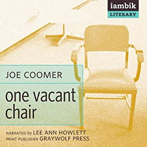 One Vacant Chair Audiobook