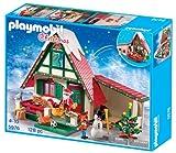 Playmobil - Navidad, casa de papá noel (5976)
