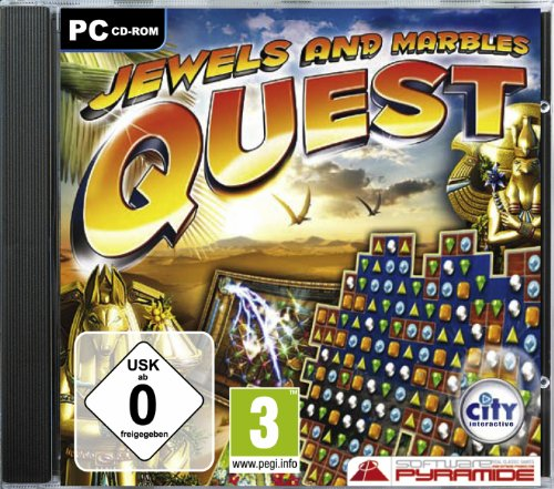 Jewels & Marbles Quest, Software Pyramide