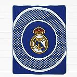 Real Madrid Bull Fleece Blanket