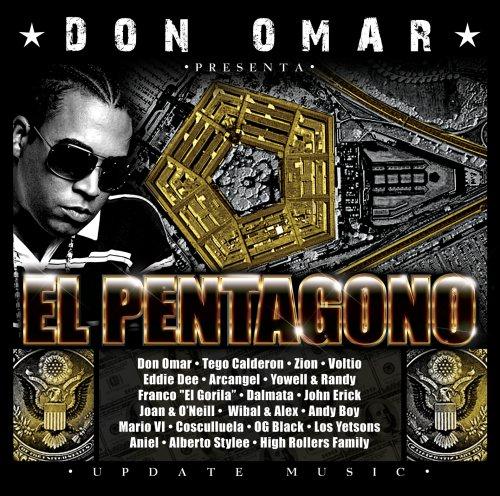Don Omar - Presenta: El Pentagono - Zortam Music