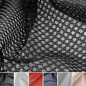netzfutter innenfutter bekleidungsfutter mesh stoff meterware 100. Black Bedroom Furniture Sets. Home Design Ideas