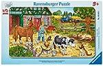 Ravensburger 06035 - Gl�ckliches Baue...