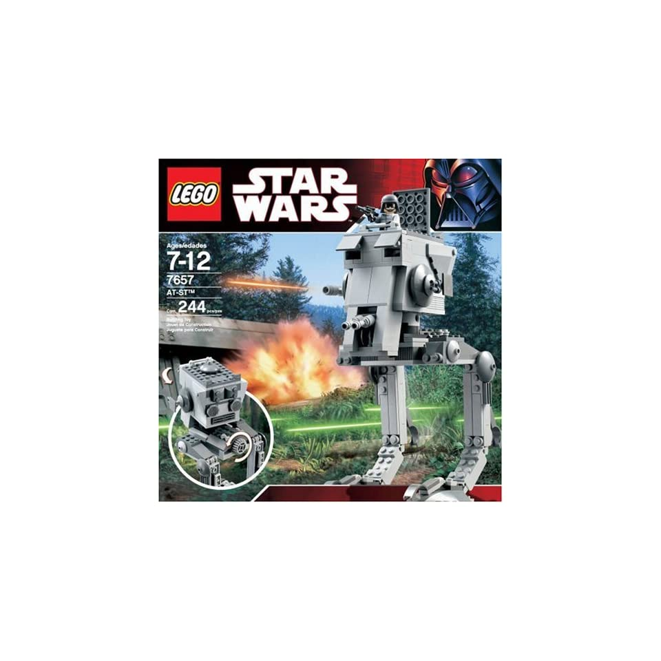 LEGO Star Wars Ewok Attack (7139)