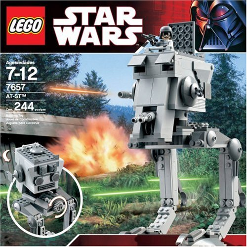 LEGO Star Wars AT-ST Amazon.com