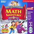 Cluefinders Math Adventures Ages 9-12 Deluxe Age Rating9 - 12 by Learning Company