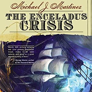 The Enceladus Crisis Audiobook