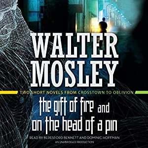 The Gift of Fire & On the Head of a Pin Audiobook