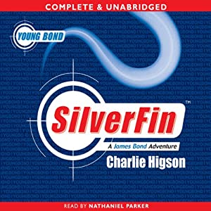 Young Bond: Silverfin Audiobook