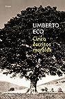 Cinco escritos morales par Umberto Eco