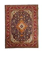 CarpeTrade Alfombra Persian Tabriz (Rojo/Multicolor)