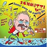 """IMMER WENN ICH TRAURIG BIN TRINK ICH EINEN KORN (Mallorca Disco Party Hit Mix) nach Heinz Erhardtvon """"Schmitti"""""""