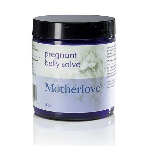 Motherlove Pregnant Belly Salve (4oz)