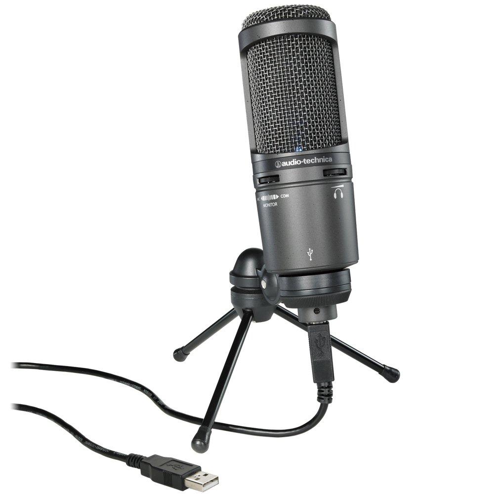 Audio-Technica USB Condenser Microphone