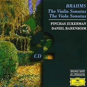 The Violin Sonatas & Viola Sonatas (2 CD)
