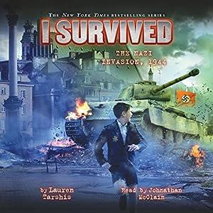 I Survived the Nazi Invasion, 1944 Audiobook