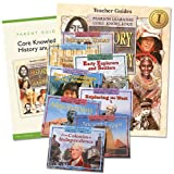 CORE KNOWLEDGE HISTORY AND GEOGRAPHY HOMESCHOOL BUNDLE GRADE 1 C2002