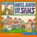 Onkel Alwin und das Sams (Sams 6) Audiobook by Paul Maar Narrated by Ulrich Noethen