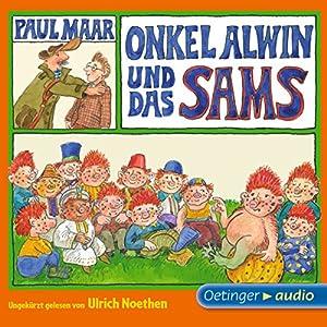 Onkel Alwin und das Sams (Sams 6) Hörbuch