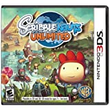 Scribblenauts Unlimited 3DS - Nintendo 3DS Standard Edition