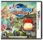 Scribblenauts Unlimited 3DS - Nintend...