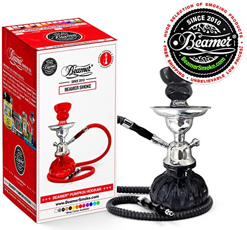 U-Pick-Color-Beamer-Pumpkin-Hookah-Set-Limited-Edition-Beamer-Sticker